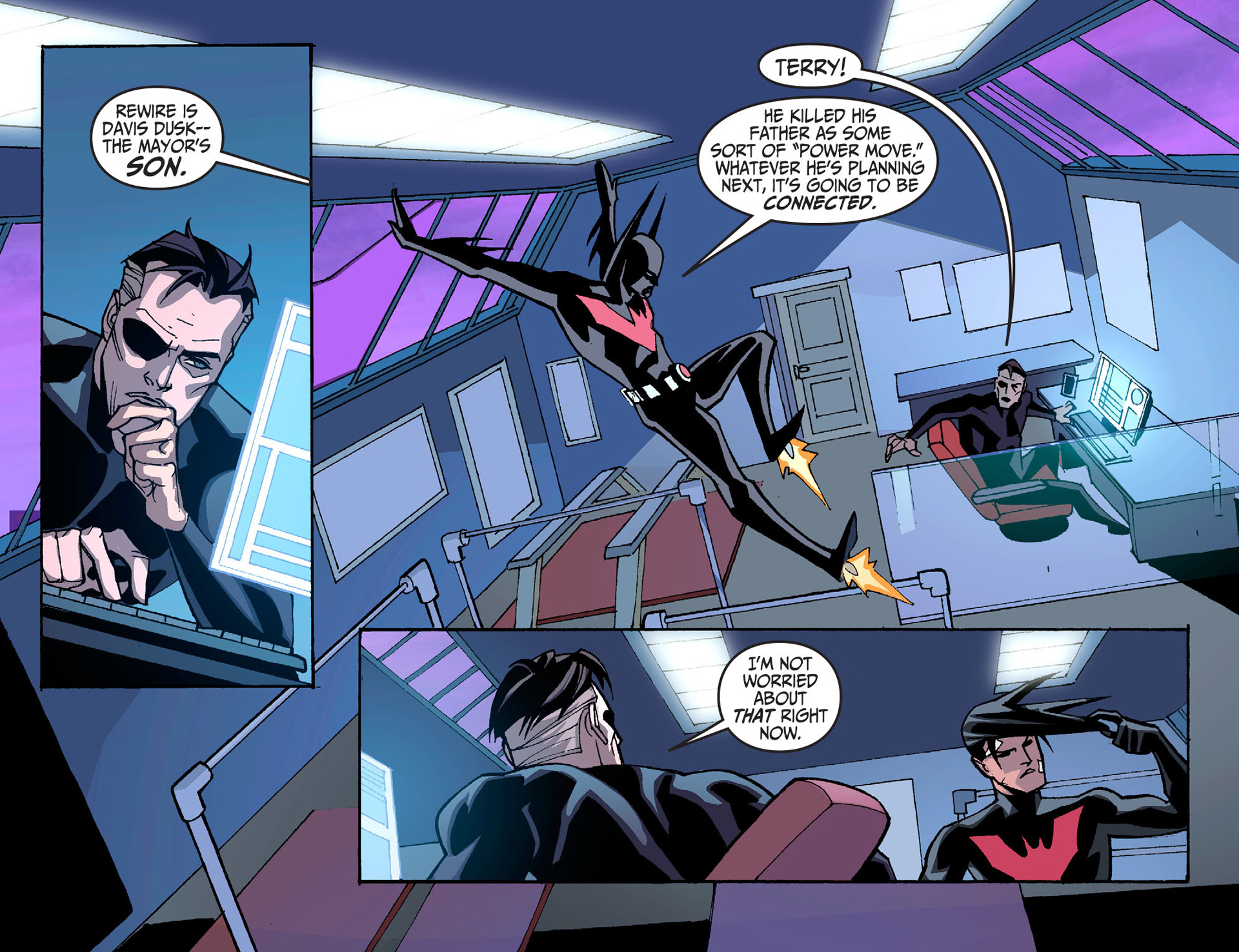 Batman Beyond 2.0 Issue #7 #7 - English 13