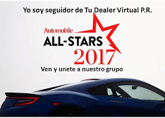 Solicita tu regalo propio para tu auto, exclusivo de Tu Dealer Virtual P.R.  Tel. (787) 943-9645
