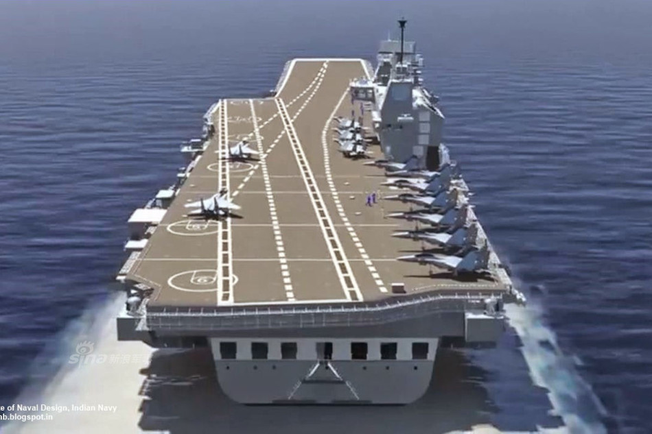 Asian Defence N... Indian Navy Aircraft Carrier