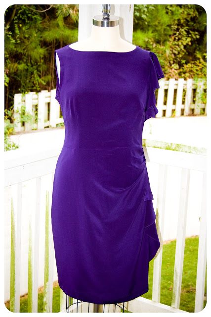 Ralph Lauren Silk Dress