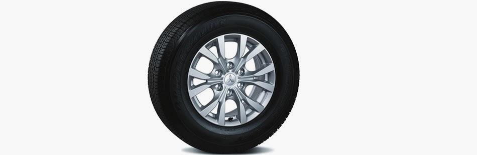 Dueler Tyre New Pajero Sport V6