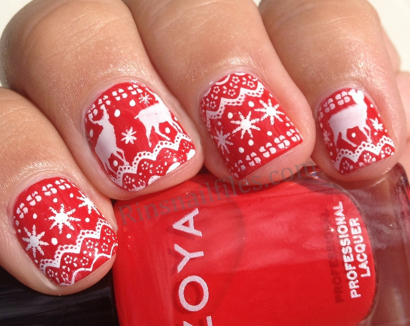 Christmas Designs For Nails | Nail Designs, Hair Styles, Tattoos and ...