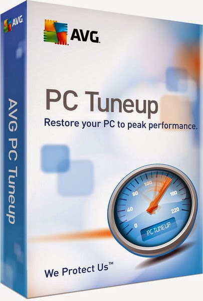 AVG PC Tuneup 2014 14.0.1001.519 Working Serial Key & Patch