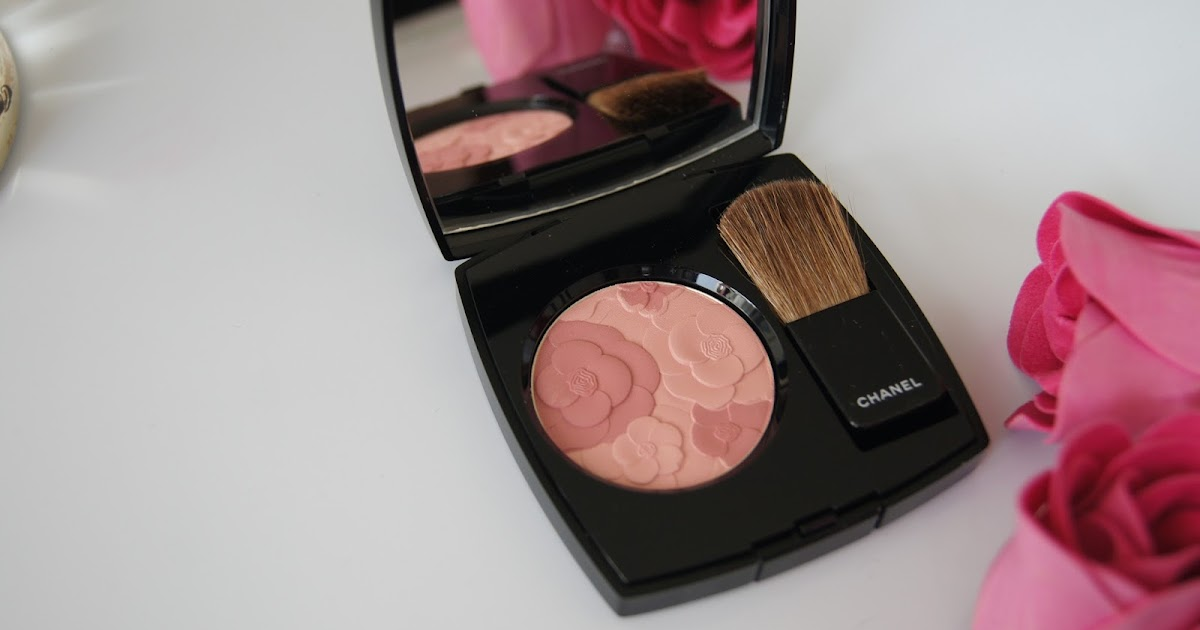 Chanel jardin de chanel blush camelia rose expat make up for Jardin de chanel blush 2015 kaufen