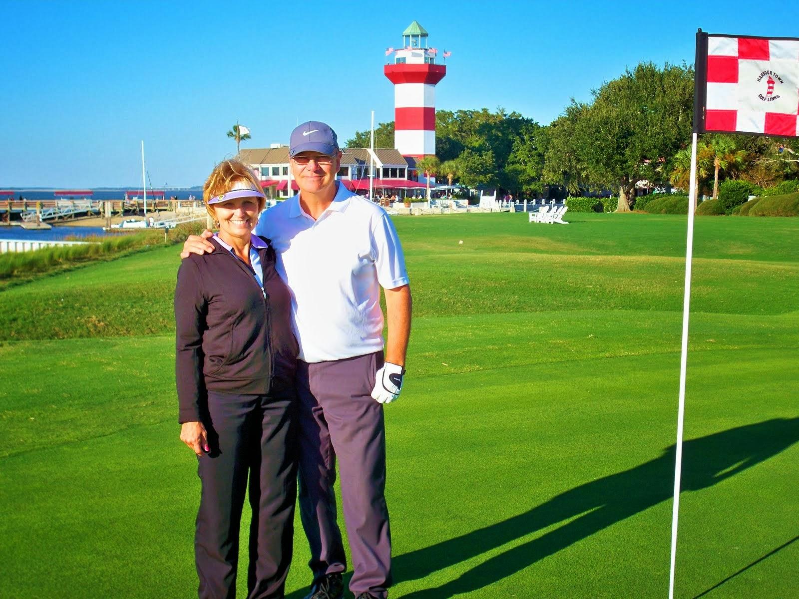 Harbour Town Golf Club, Hole 18,  Hilton Head SC