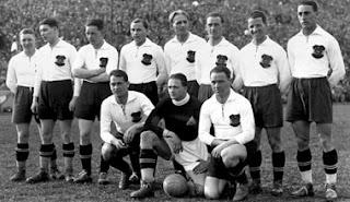wunderteam, selección de Austria