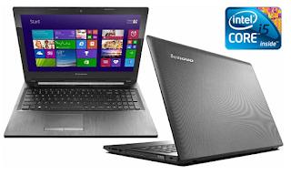 Kumpulan Harga Laptop Lenovo Core i5 RAM 4GB beserta Spesifikasinya