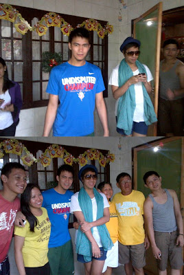 RR Garcia and Vice Ganda (Alleged Boyfriend)