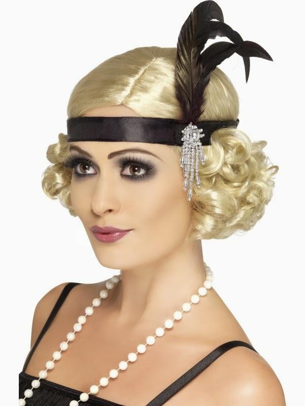 1920 Flapper Hair