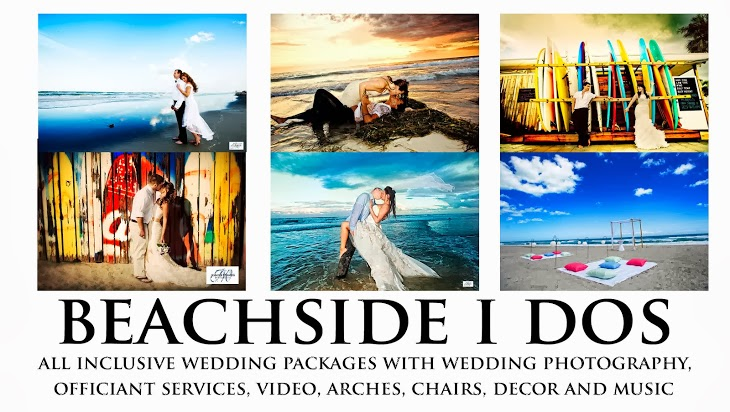 Weddings on the Beach in Cocoa Beach and Melbourne Beach