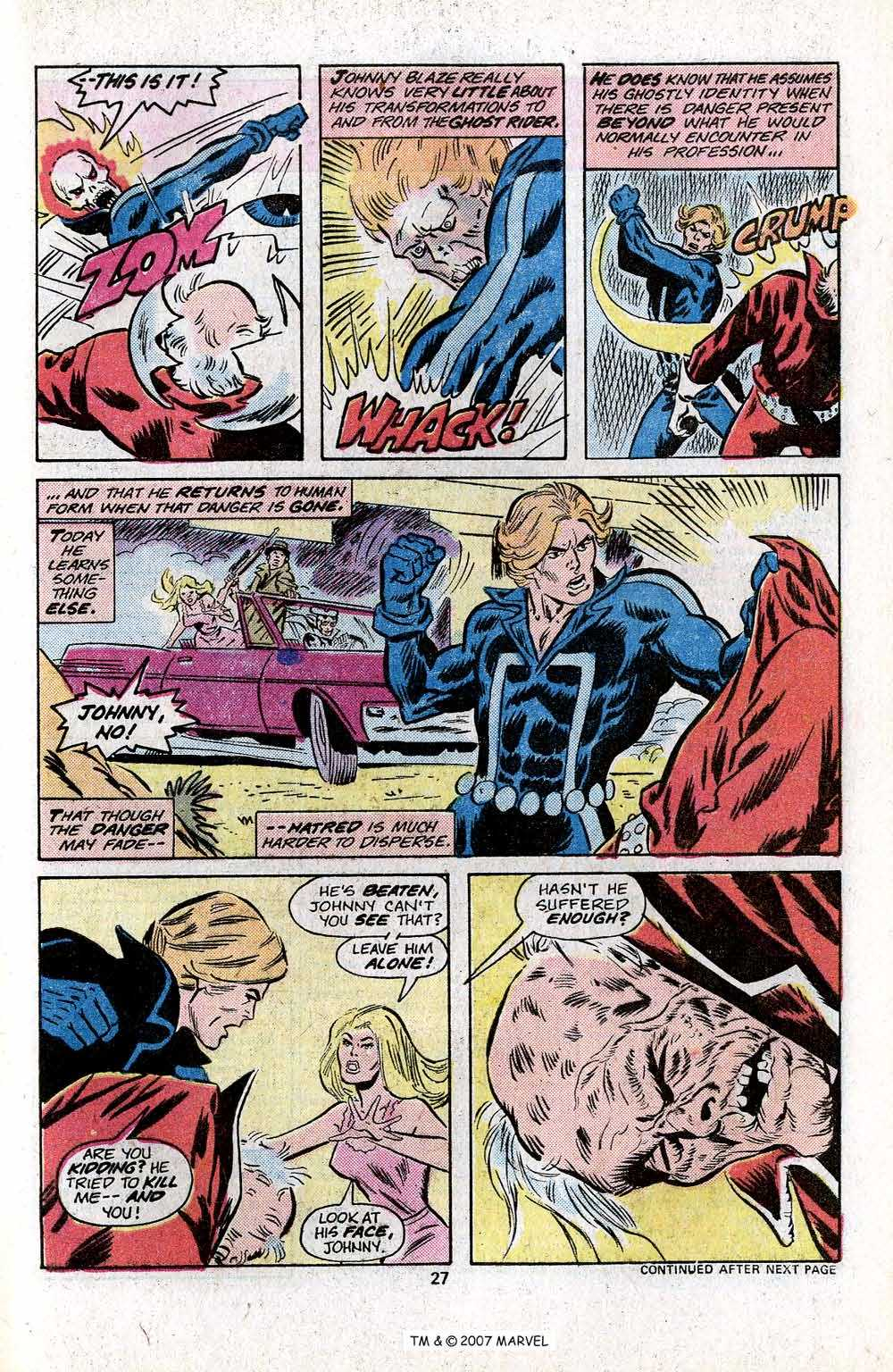 Ghost Rider (1973) Issue #15 #15 - English 29