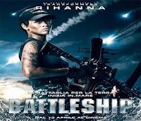 Batleship Rihanna