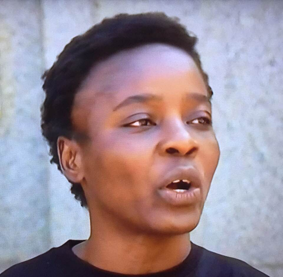 THERESA OKOUMOU: THE SPIDER WOMAN AT LADY LIBERTY