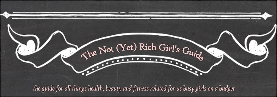 The Not (Yet) Rich Girl's Guide