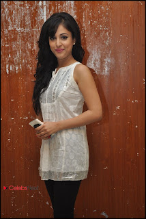 Priya Banerjee Pictures at Kiss Movie Teaser Trailer Launch Event  0052.jpg