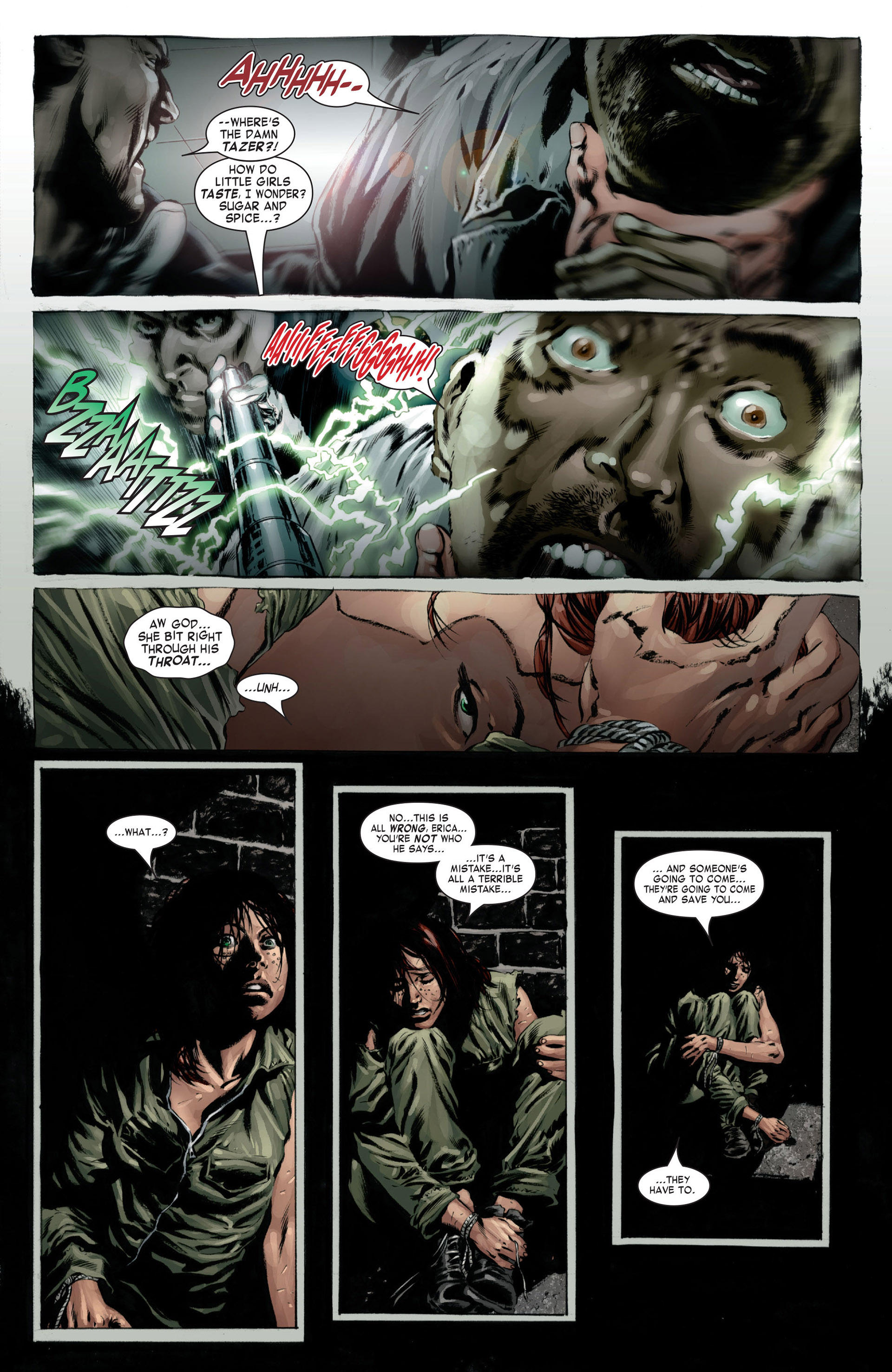 Captain America (2005) Issue #15 #15 - English 12