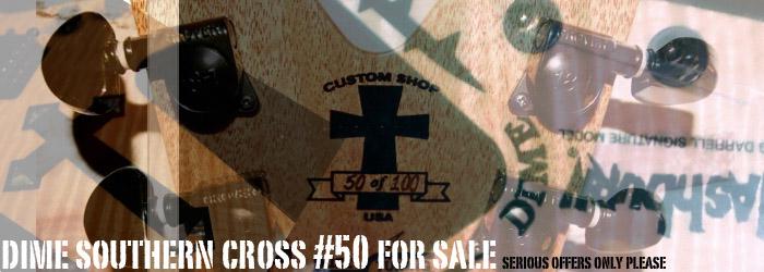 Dime Southern Cross