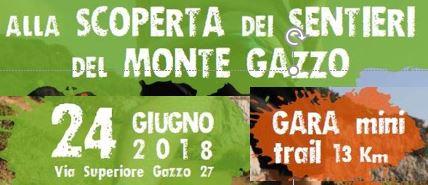 Trail Monte Gazzo