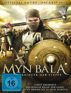 Ver online: Myn Bala (Жаужүрек мың бала / Warriors Of The Steppe) 2012