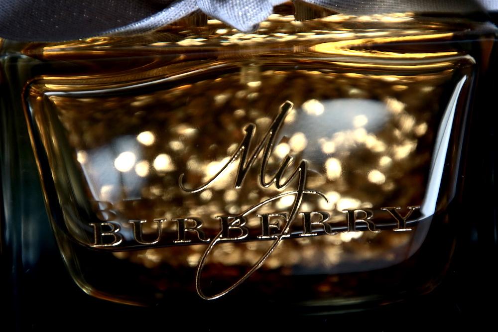 my burberry parfum edition limitée avis test photos