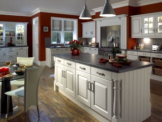 How to Design a Traditional Kitchen