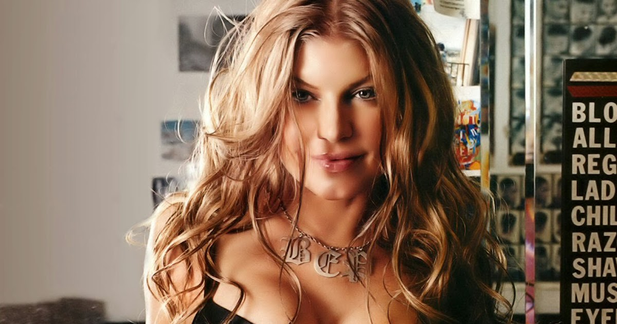 Broiled Sports: A Look at Extremely Gorgeous Singer Fergie ... Fergie Singer