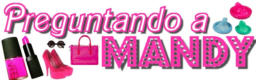 Preguntando a Mandy