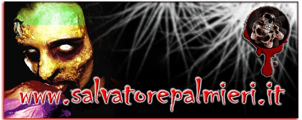 """""""Salvatore Palmieri - WebSite"""""""
