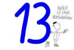 gaji 13