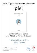 Encuentro con los clubs de lectura de Burgos