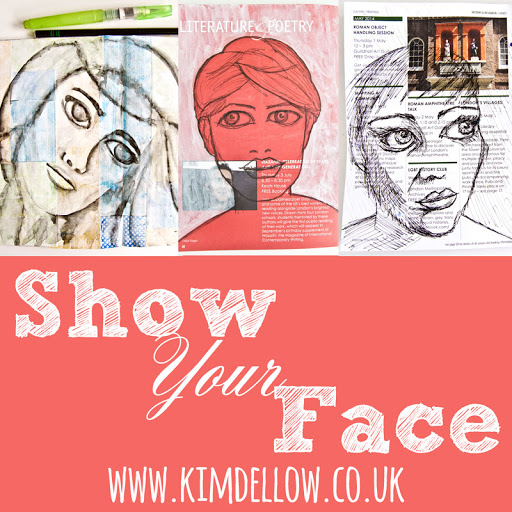 Kim Dellow's Show Your Face