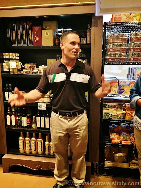Joe Faro, owner of Tuscan Brands