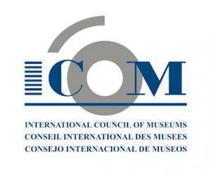 Logotipo ICOM. Consejo Internacional de los Museos