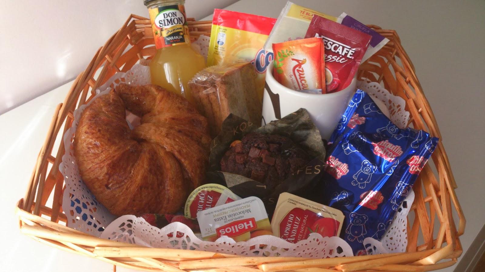 Desayunos con sorpresa econ mico - Desayuno sorpresa madrid ...