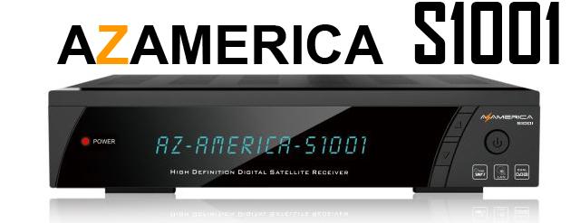 NOVA ATUALIZAÇÃO LINHA AZAMERICA Azamerica-s1001
