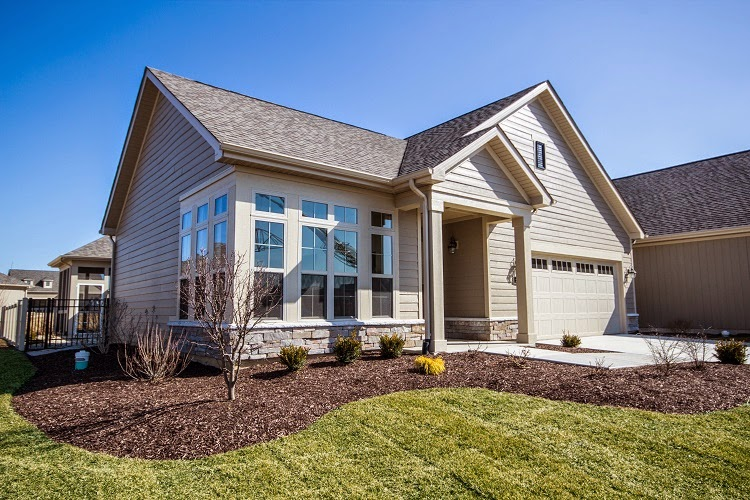 Wilcox communities an epcon community builder for New construction ranch style homes in illinois