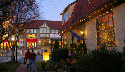 A free daily visitor guide for the north carolina for Asheville arts and crafts biltmore village