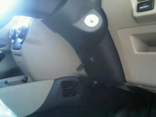 tilt steering on new avanza