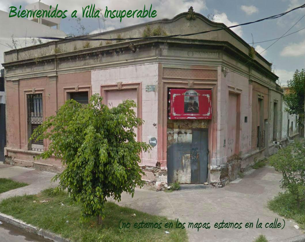 bienvenidos a villa insuperable