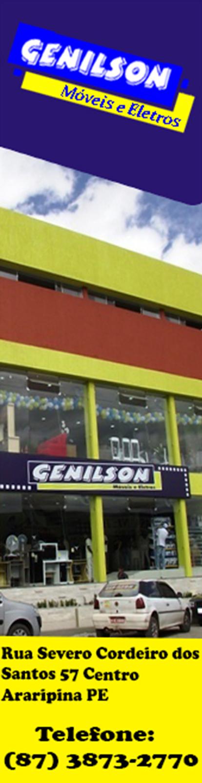 Genilson Móveis e Eletros