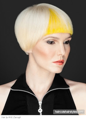 blonde and yellow hairstyle idea1296