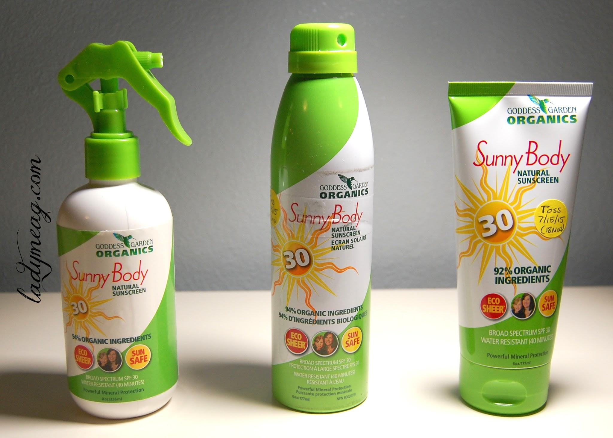 ss goddess garden baby natural sunscreen organics ml spf tube ca noahsnaturalfoods