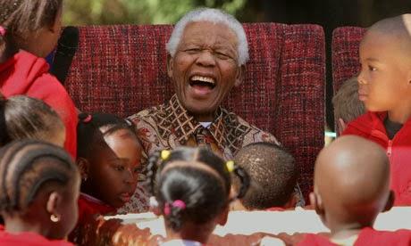 Nelson Mandela da África Livre