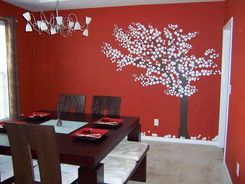 Decorilumina decoraci n de paredes al top con el uso de papel pintado - Decoracion de papel para paredes ...