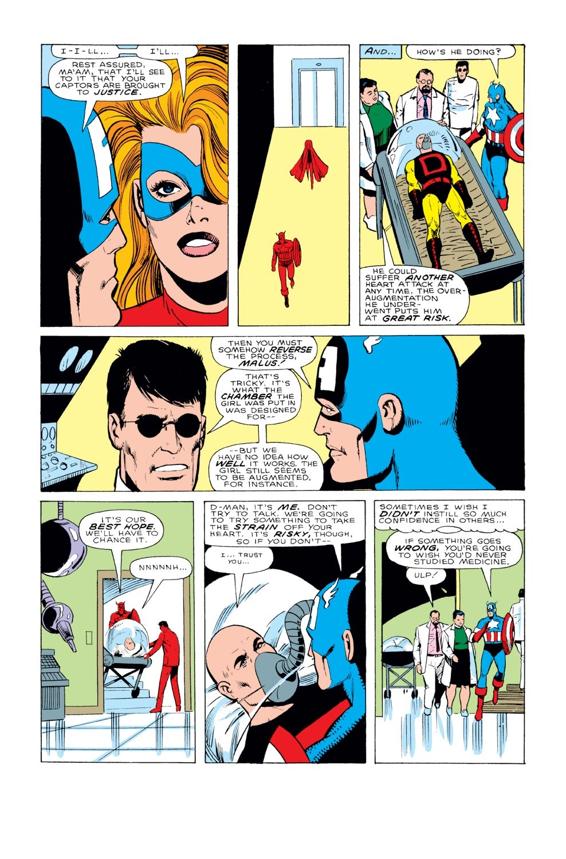 Captain America (1968) Issue #331 #260 - English 8