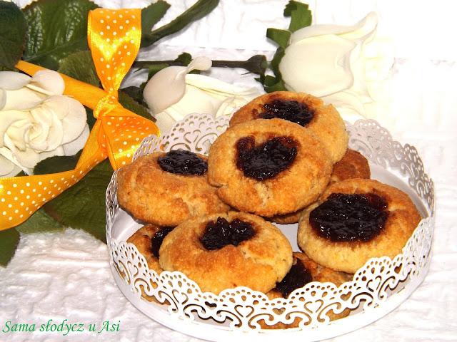 Ciasteczka z kaszki ryżowej