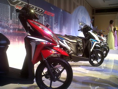 Honda Vario Techno 125 PGM-Fi Released and Priced in Indonesia