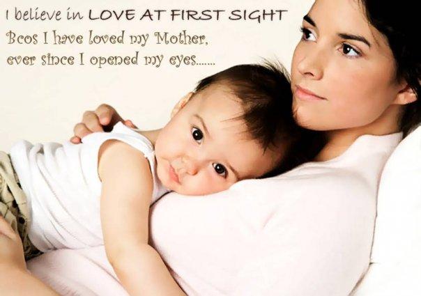 Mother Love Baby Wallpaper : Love n Wallpaper: Mom n baby
