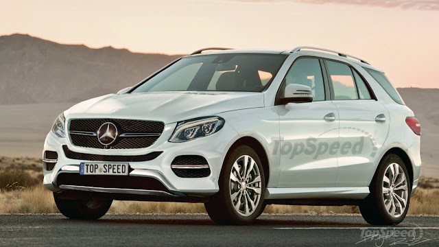 Nueva Mercedes Benz GLE 2016