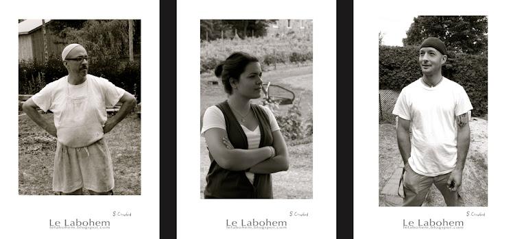 030 SC Bernard, Frédérique et Stéphane